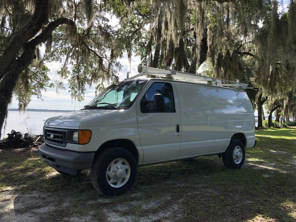 2007 Ford E250 Vans - 1756 | Florida Palm Auto Wholesale